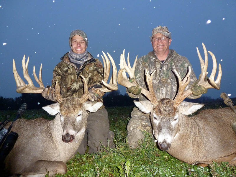 December is a Great Time to Hunt Wilderness Whitetails