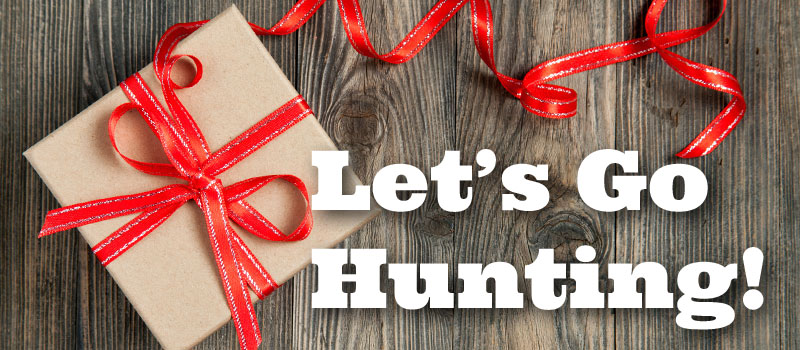 hunting christmas - Best Christmas Present Ever