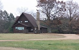 Lodging Available at Wilderness Whitetails