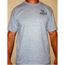 Wilderness Whitetails Grey T-Shirt